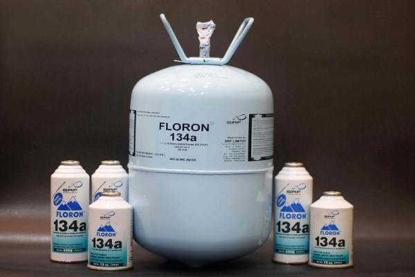 Gas lạnh  Floron R134a 13,6Kg - Ấn Độ