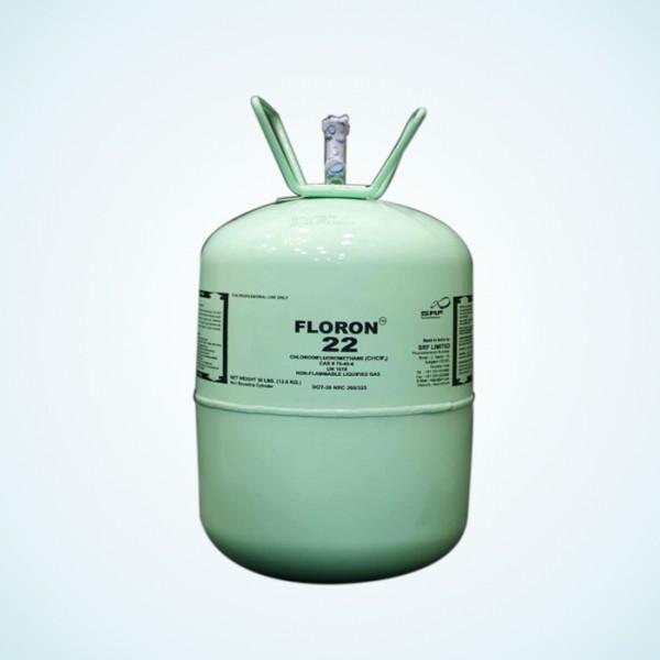 Gas lạnh Floron R22 22,7 Kg - Thành Đạt