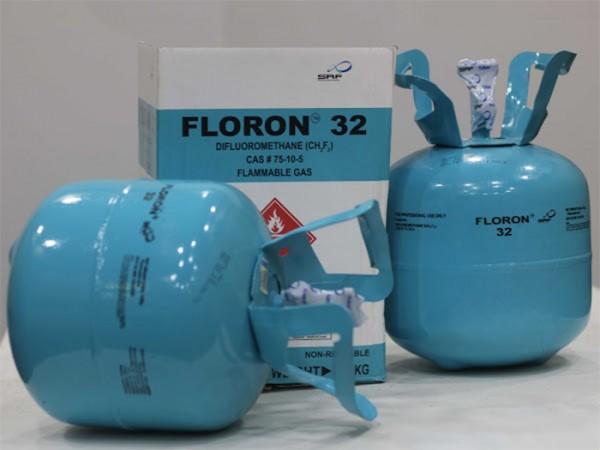 Gas lạnh Floron R32 Ấn Độ - 0902.809.949