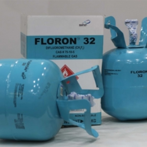Gas lạnh Floron R32 Ấn Độ 9kg