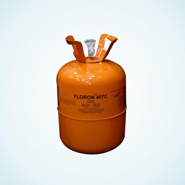 Gas lạnh R407C Floron 11,3Kg