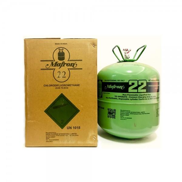 Gas Mafron R22 13.6 Kg & 22.7 Kg