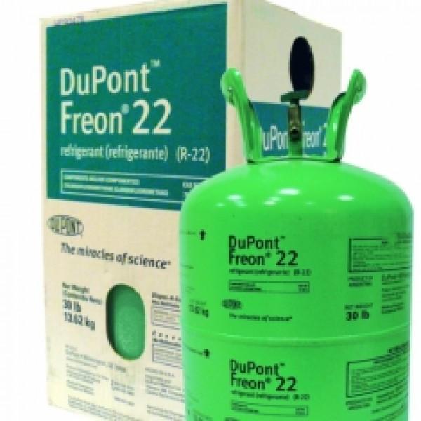 Gas máy lạnh Dupont R22 13.62Kg & 22.7Kg
