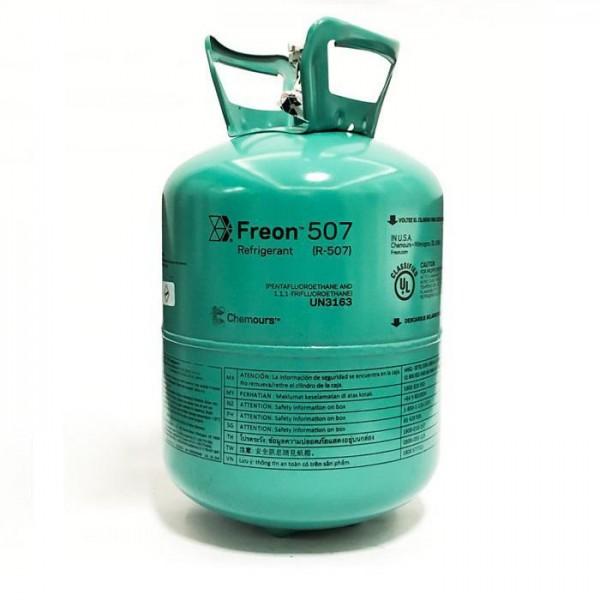 Gas R507A Chemours USA 11,35 kg - Thành Đạt