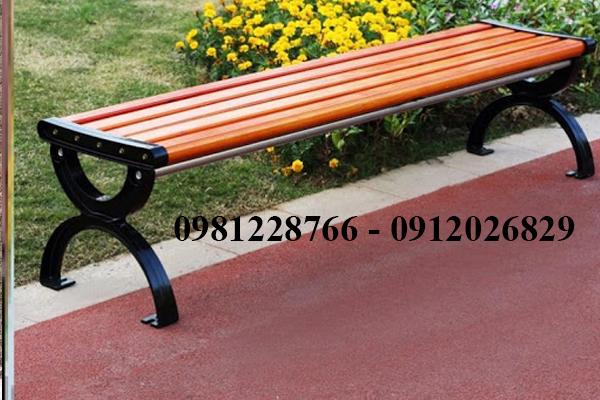 Ghế băng công viên giá rẻ, thiết kế hiện đại tại Đà Nẵng