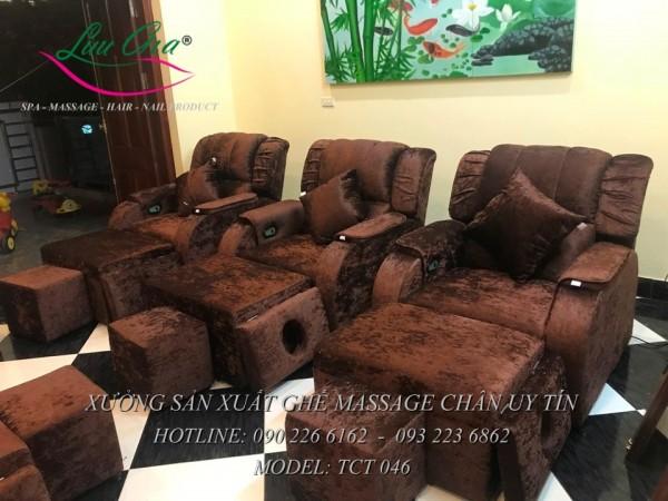 ghế foot massage thanh lý tại hải phòng