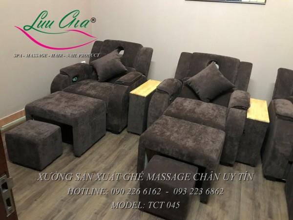 ghế massage chân nâng hạ tại hòa bình
