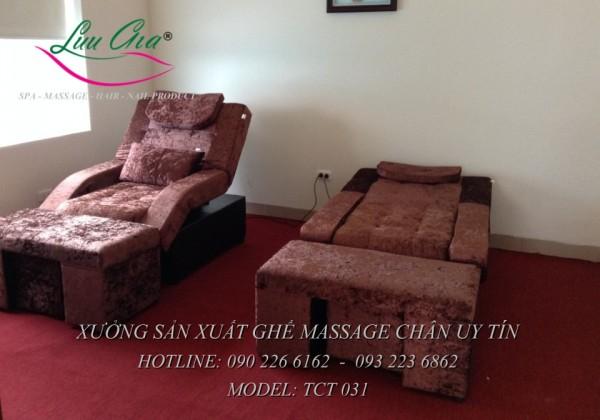ghế massage chân nâng hạ tại phố nối