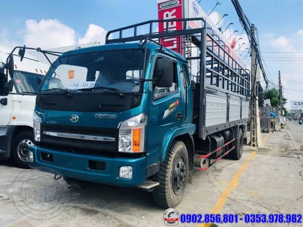 Gía bán xe tải chiến thắng 8 tấn máy cơ giá rẻ