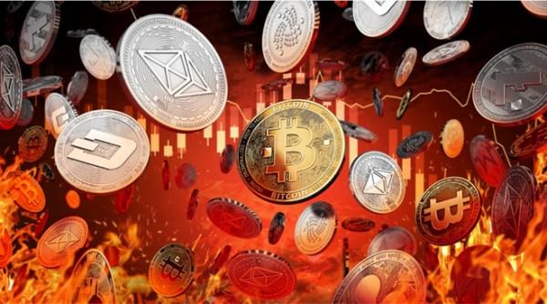 Giá Bitcoin ngày 14/5: Lao dốc xuống mức 49.000 đô la Mỹ, Binance bị Cơ quan thuế điều tra