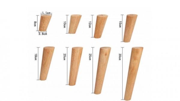 Gia công chân tiện gỗ sofa