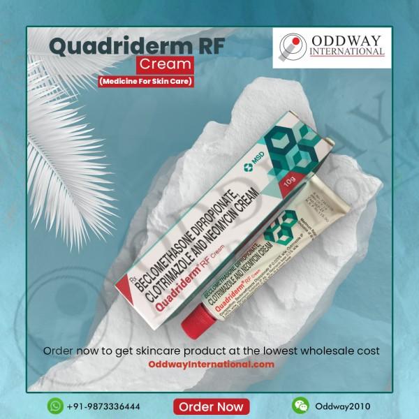 Giá Quadriderm RF Cream 10g - Oddway International
