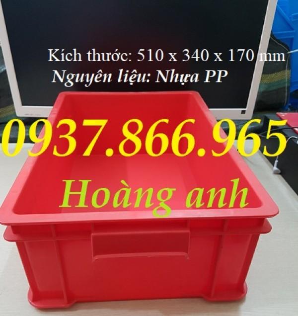 Giá thùng nhựa công nghiệp, cung cấp thùng nhựa đặc, khay nhựa B4, khay nhựa đựng linh kiện