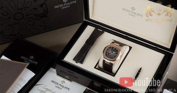 Giá trị đồng hồ patek philippe geneve fake