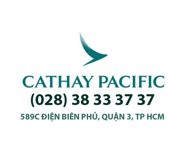 Giá vé máy bay đi boston hãng Cathay Pacific
