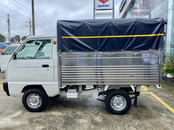 Giá Xe Suzuki Carry Truck Tháng 10 - Sự Lựa Chọn Thông