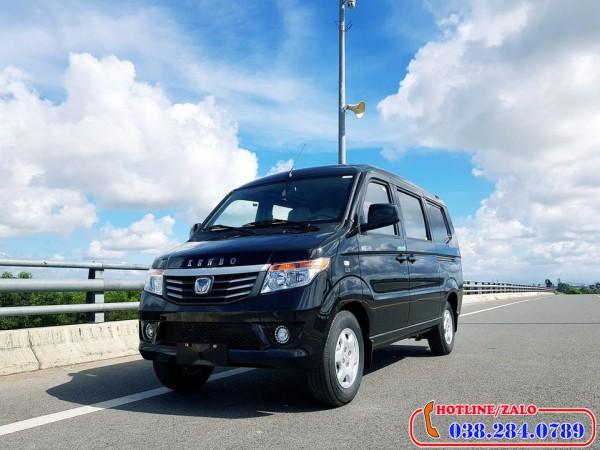 Giá xe tải Kenbo Van 5 chỗ