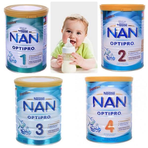 Giải đáp thắc mắc sữa NAN OPTIPRO có TỐT cho bé không?