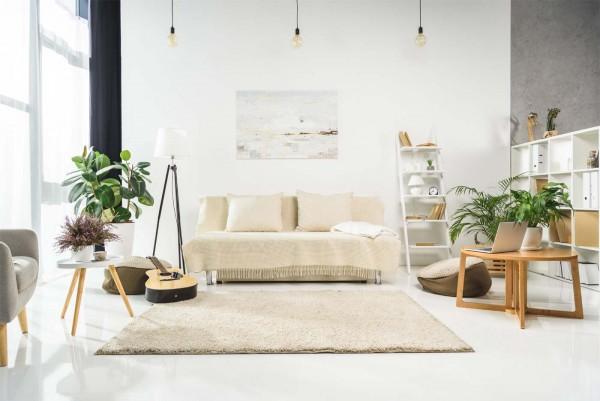 Giải pháp sắp xếp, bài trí phòng khách theo đặc trưng của ngôi nhà