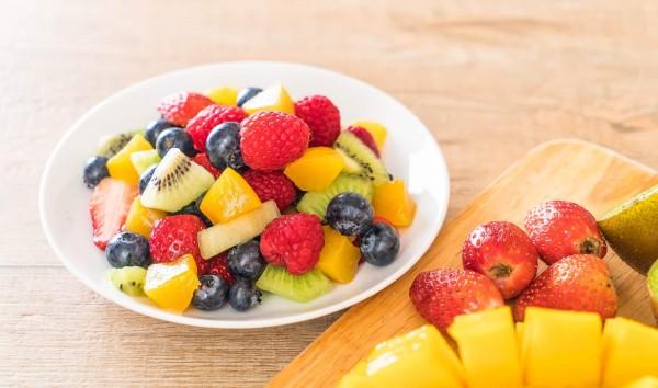 Giảm cân nhờ ăn trái cây có hiệu quả nhờ sự kiên trì
