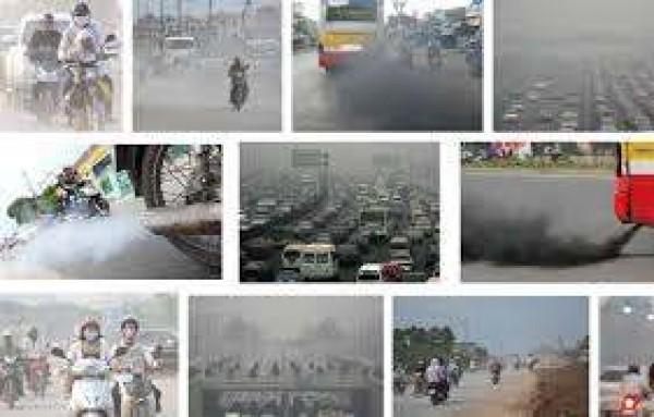 Giảm tình trạng ô nhiễm không khí do ô tô động cơ diesel
