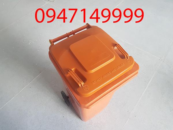 Giật mình với giá thùng rác 240l do Poliva cung cấp