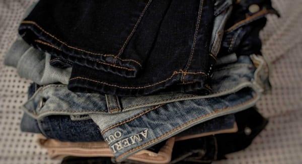 Giặt quần jean không phai màu siêu dễ siêu hiệu quả