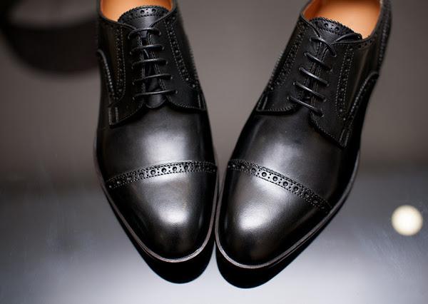 Giày Da Bị Nhăn - Da Giả hay Giày Dỏm Chăng