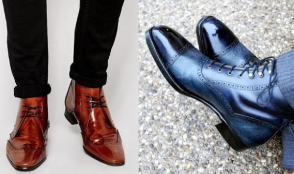Giày da thật và da giả nhận biết vô cùng đơn giản