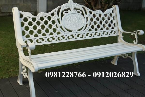 Giới thiệu 3 mẫu ghế công viên đẹp được nhiều người yêu thích