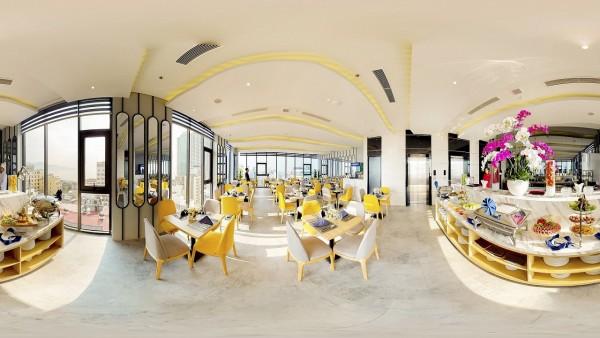 Giới thiệu không gian doanh nghiệp dịch vụ bằng hình ảnh 360 độ