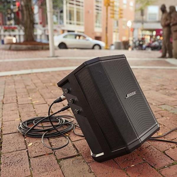 Giới thiệu về loa kéo Bose S1 PRO – giải pháp âm thanh hoàn hảo