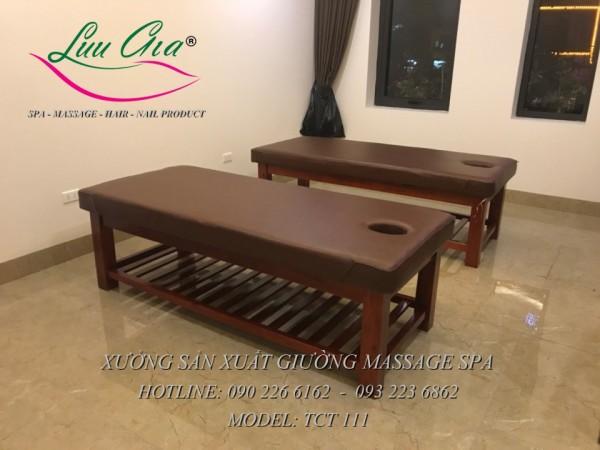 giường massage body khung sắt tại hải thịnh