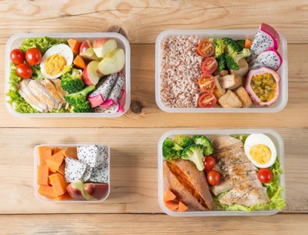 Giúp bạn giảm cân những không giảm lượng thức ăn