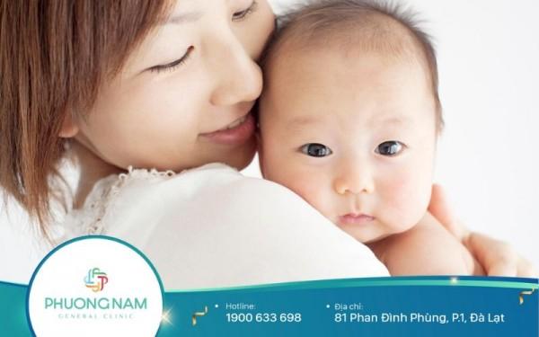 Giúp trẻ sơ sinh vượt qua cơn đầy hơi chướng bụng
