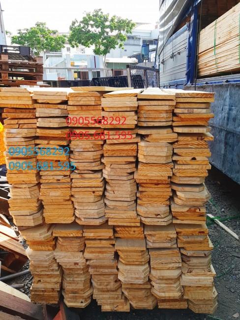 Gỗ thông nhập khẩu đã phun khử trùng giá rẻ toàn quốc
