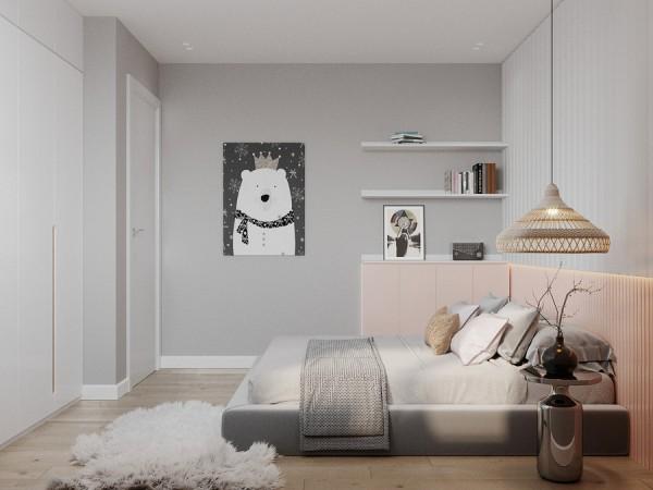 Gợi ý trang trí phòng ngủ hoàn hảo, đẹp mắt và lãng mạn