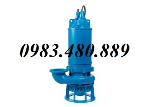 GSZ là dòng sản phẩm bơm chìm nước thải