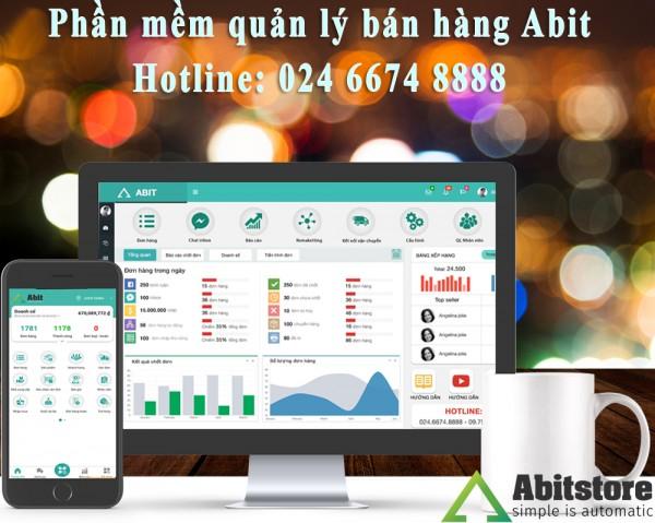 Hạn chế tối đa thất thoát và gian lận trong kinh doanh với phần mềm ABIT