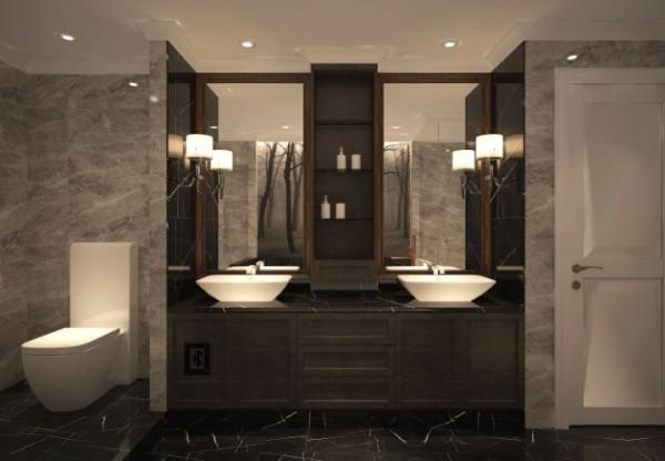 Hãy cẩn trọng với những thiết kế nội thất nhà tắm