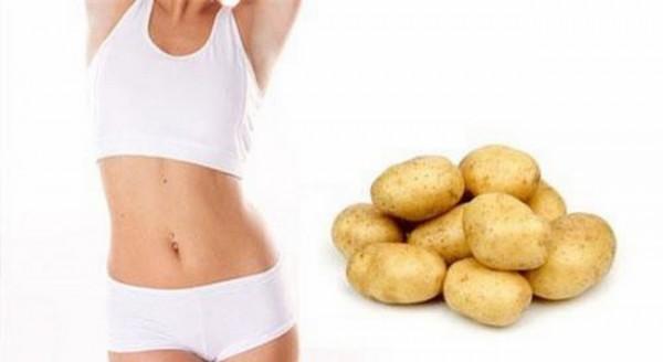 Hãy suy nghĩ xem có nên ăn khoai tây để giảm cân không?