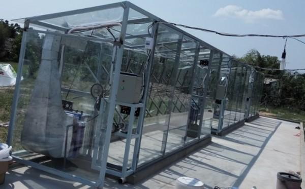 Hệ thống máy sục khí năng lượng mặt trời giúp tiết kiệm nhiên liệu