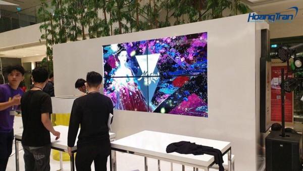 Hiệu quả truyền thông tăng vọt nhờ áp dụng màn hình quảng cáo dạng đứng