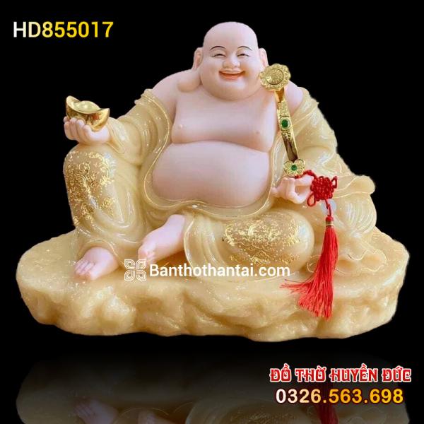 Hình dáng và nét mặt của Phật Tượng Di Lặc