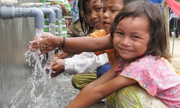 Hỗ trợ Chương trình mục tiêu quốc gia nước sạch và vệ sinh môi trường
