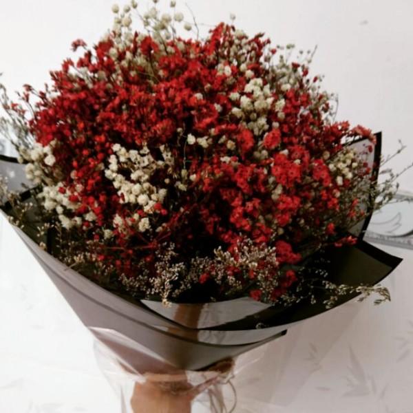 Hoa khô trang trí đẹp tại HCM
