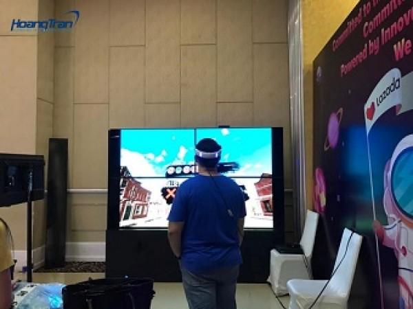 Hoàng Trần đánh giá màn hình ghép Video Wall UDE-B 55 inches