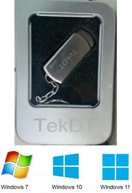 Hợp tác marketing USB cài Win tự động chỉ từ 0đ