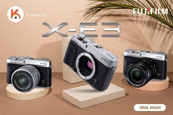 Hot sale máy ảnh Fujifilm X-E3 - giá