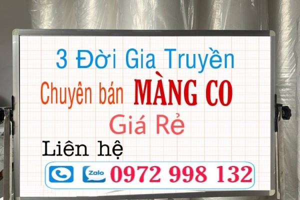 Hưng Thịnh cung cấp màng co POF đóng gói văn phòng | 0972 998 132